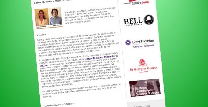 TAPA CCBA - Argentina y sus Socios del Cono Sur